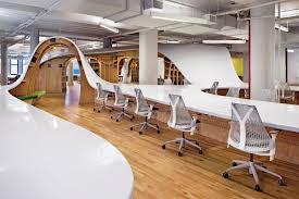 long office desk. The Barbarian Group Office | Architect Magazine Projects, Furniture, Fabrication, New York-Northern Jersey-Long Island, NY-NJ-PA, York Long Desk