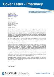 Cover Letter For Pharmacist Resume Resume For Your Job Application