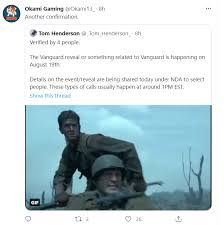 Check spelling or type a new query. Call Of Duty Vanguard Photo Leaks Online Before Being Blocked By Activision