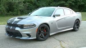 2017 Dodge Charger SRT HELLCAT 707 HP - YouTube