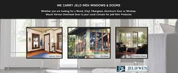 mount vernon overhead door is your premier residential commercial garage door entry door window installation and service company