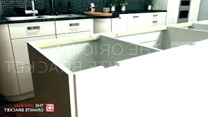 granite countertop overhang support requirements overhang for seating breakfast granite support plywood home library ideas home studio ideas