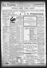 jackson county banner from brownstown indiana on september 27 1900 page 4