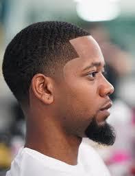 Coupe De Cheveux Homme Noir Américain Dégradé