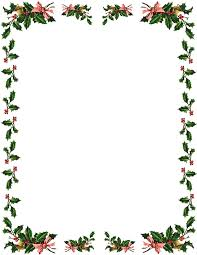 Holiday Borders For Word Documents Free Free Holiday Borders Cliparts Download Free Clip Art Free Clip Art