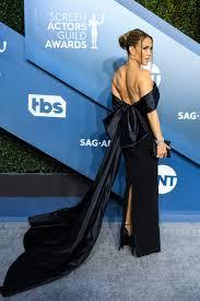 SAG Awards 2020 fashion: The stars shine bright and bold on ...