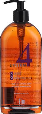 Sim Sensitive System 4 Mild Climbazole <b>Shampoo 3</b>, <b>Шампунь</b> ...
