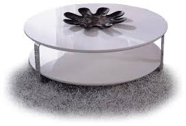 round modern coffee table a perfect choice for any room