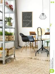 industrial style office chair. Industrial Style Home Office Furniture Chairs Flat Regale Simple Chair