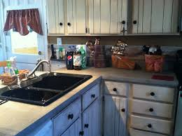 Sponge Painting Countertops Fleck Stone Spray Painted Countertops My Homemade Crafts