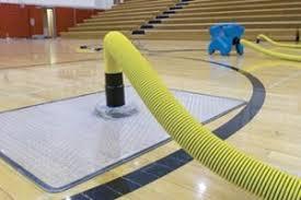 gym floor repairs
