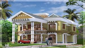 Front Design Of House In India Double Story Youtube