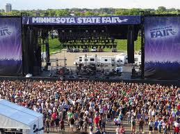 Mn State Fair Grandstand 2019 Minnesota State Fair