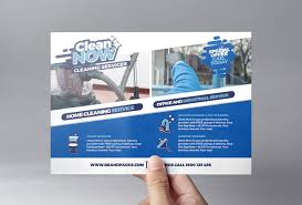 Home Flyers Template Cleaning Company Flyers Template Service Flyer New Design