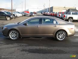 2012 Mocha Steel Metallic Chevrolet Malibu LTZ #56704874 Photo #5 ...