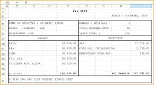 Download Payslip Template Amazing Payslips Template South Africa Download Free Payslip Excel Salary