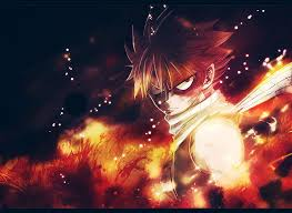 s anime fairy tail natsu dragneel wallpaper