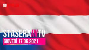 Stasera in TV - Su Rai 1 la diretta Olanda - Austria - YouTube
