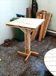 diy pub table bar table pallet bar table easiest projects with wood pallets pallet ideas bar diy pub table