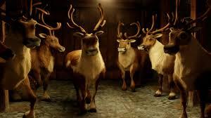 Reindeers Wallpapers (52+ background ...