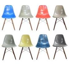 eames dining chair. Eight Multicolored Herman Miller Eames Dining Chairs Chair