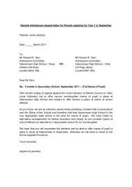 Letter To College For Admission Applying To College