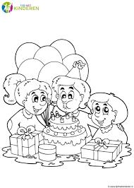 Kleurplaat Verjaardag Oma Knap 6 Afdrukbare Kleurplaten Voor Within