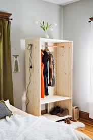 Diy Bedroom Cabinets 17 Best Ideas About Diy Wardrobe On Pinterest Wardrobe Ideas