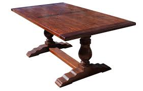 Square Pedestal Kitchen Table La Brea Furniture Store Mortise Tenon In Los Angeles Featuring