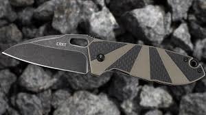 Новые <b>ножи</b> на 2021 г. от CRKT по дизайну <b>Lucas Burnley</b>