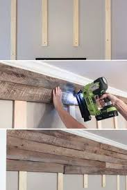 pallet wood wall whitewash. how to create a wood pallet accent wall whitewash