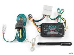trailer wiring harness toyota highlander wiring diagram toyota highlander 2008 2016 wiring kit harness curt mfg 56034