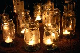 jar lighting. Great Outdoor Mason Jar Lighting Rememberingfallenjs Com
