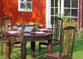 Outdoor Table For Grill