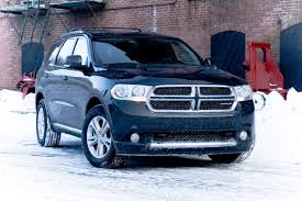 2011 Dodge Durango Review: The Driving Enthusiast's Crossover ...