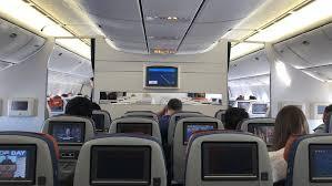 Flight Review Aeroflot B777 300er Economy Class Business