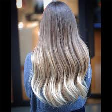 2017 Hair Color Trends Blond Blending