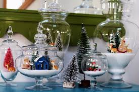 Apothecary Jars Christmas Decorations 100 DIY Apothecary Jars What To Fill Apothecaries Jar And Snow 1