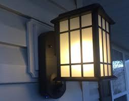 Outdoor Light Fixture Security Camera Security Camera Outdoor Light Tested Kuna