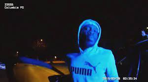 Body cam of Nathaniel Rowland arrest ...