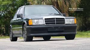 1986 MERCEDES 190E 2.3-16 - Palm Beach Classics