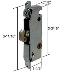 exterior locks for sliding glass doors. the important thing with mortised locks, and any sliding glass door lock really, is getting right description by taking dimensions or, even better exterior locks for doors