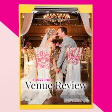 Wedding Venue Comparison Chart