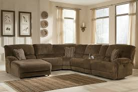 sectional couches with recliners 2 piece sectional microfiber sectional
