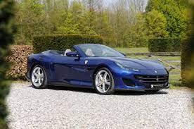 Find Blue Ferrari Portofino For Sale Autoscout24