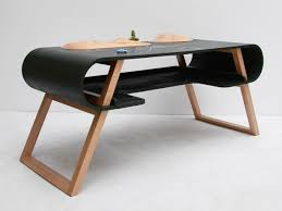 Stylish Desk Modern Desk Designs For Functional And Enjoyable Office Spaces