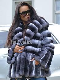 chinchilla furs 2018 lafuria real royal chinchilla fur coat