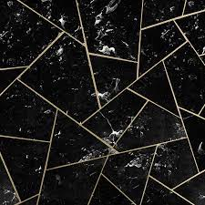 Black Gold Geometric Wallpapers - Top ...