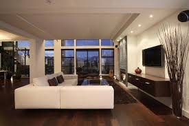 Luxurious-Modern-Apartment-Living-Room-Decorating-Ideas