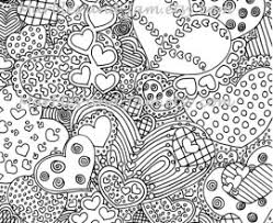 Small Picture Heart Mandala Coloring Pages Coloring Coloring Pages